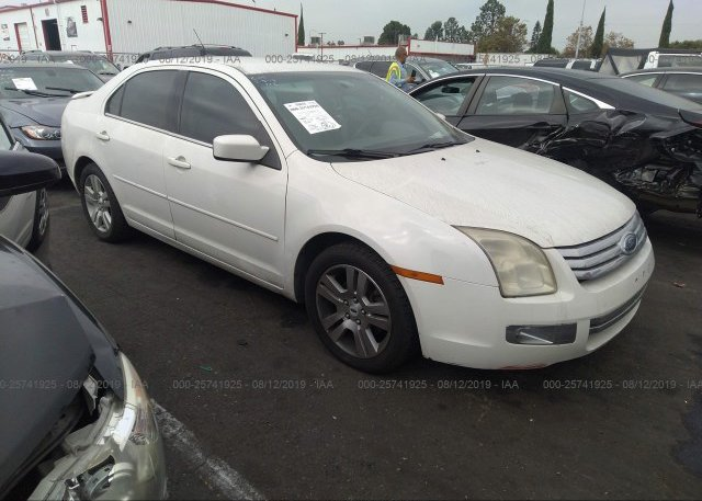 Inventory #789705982 2008 FORD FUSION
