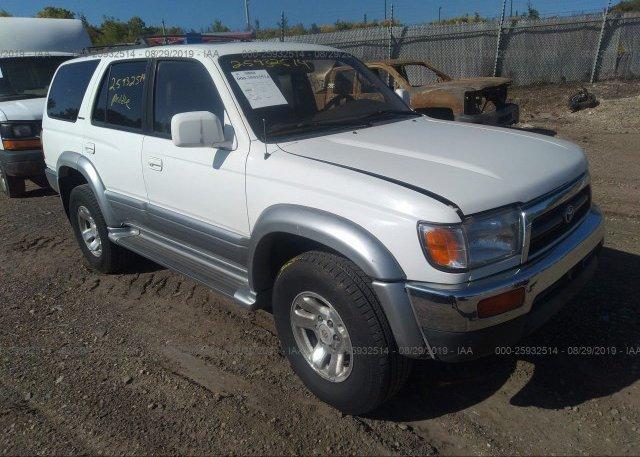 Inventory #146306265 1998 Toyota 4RUNNER