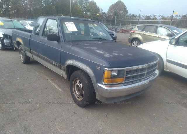 Inventory #424463393 1991 Dodge DAKOTA