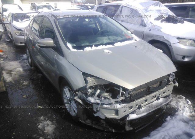Inventory #395859267 2016 FORD FOCUS