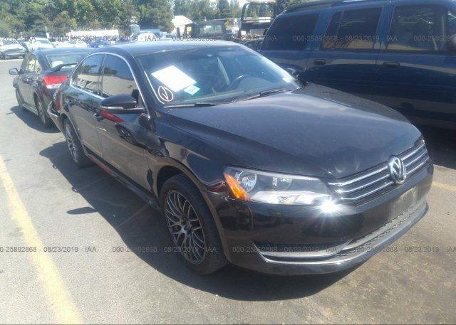 Inventory #880255528 2012 Volkswagen PASSAT