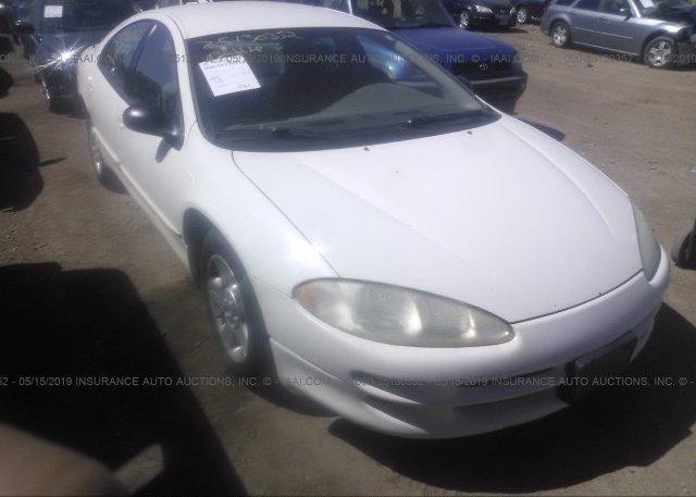 Inventory #793695678 2004 Dodge INTREPID