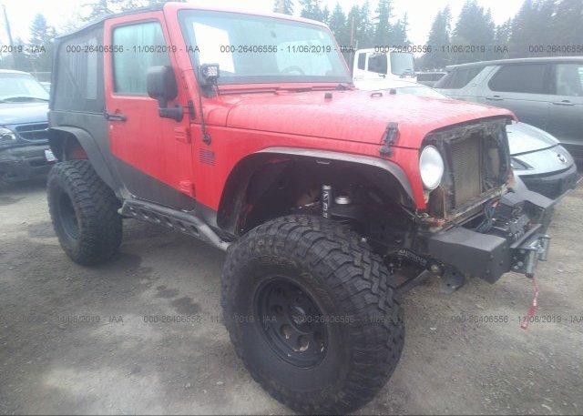 Inventory #881602023 2012 JEEP WRANGLER