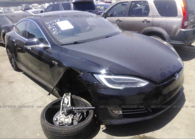 Inventory #602581172 2016 Tesla MODEL S