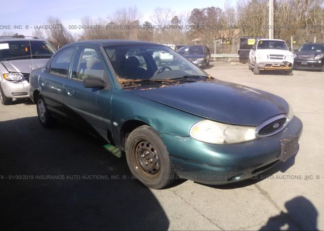 Inventory #414759435 1998 FORD CONTOUR