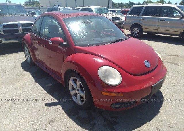 Inventory #344649784 2006 Volkswagen NEW BEETLE