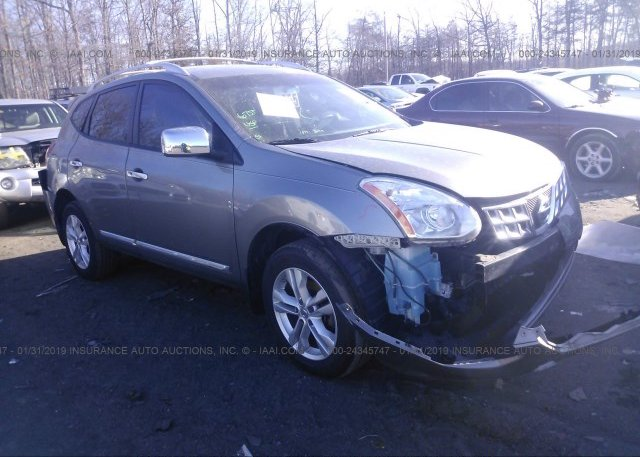 Inventory #941722041 2013 Nissan ROGUE