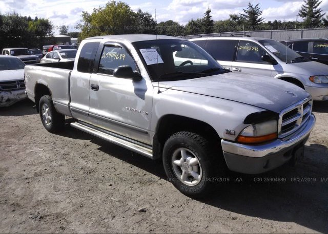 Inventory #624640641 1997 Dodge DAKOTA