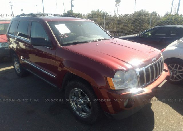 Inventory #345342799 2007 JEEP GRAND CHEROKEE