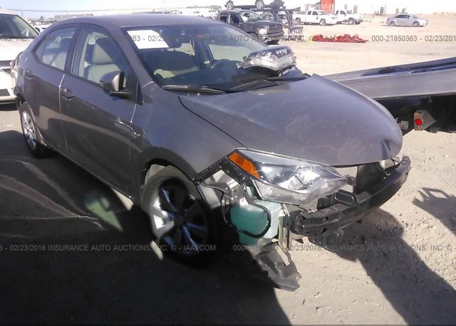 Inventory #677487771 2015 Toyota COROLLA