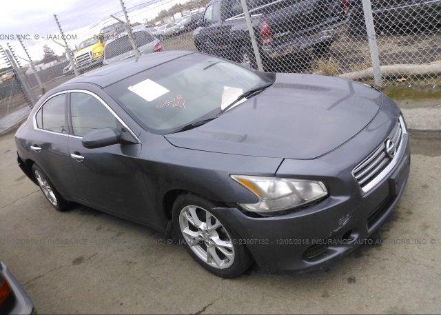 Inventory #544583672 2012 Nissan MAXIMA