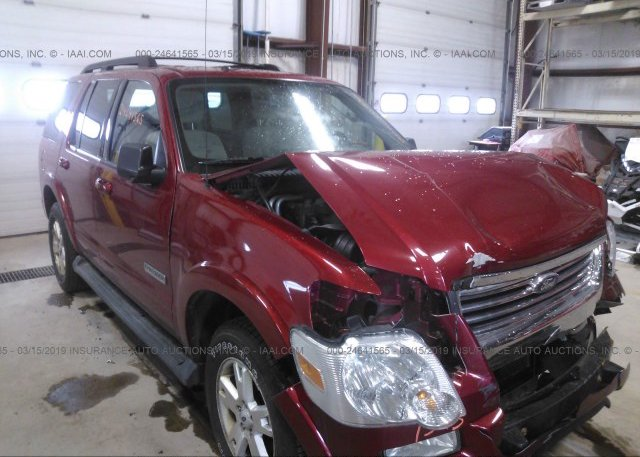 Inventory #696447072 2008 FORD EXPLORER
