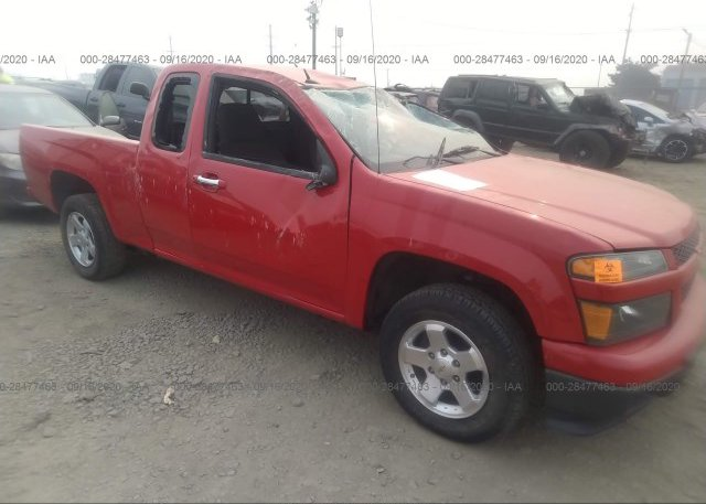 1GCESCF97C8147395 2012 CHEVROLET COLORADO