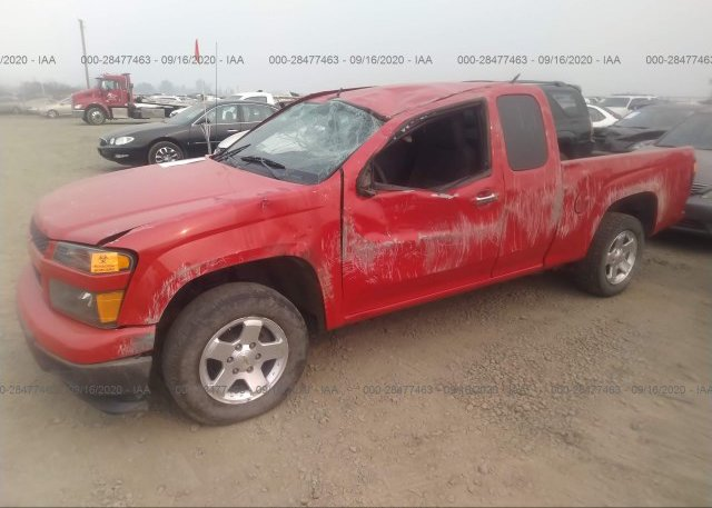из сша 2012 CHEVROLET COLORADO 1GCESCF97C8147395