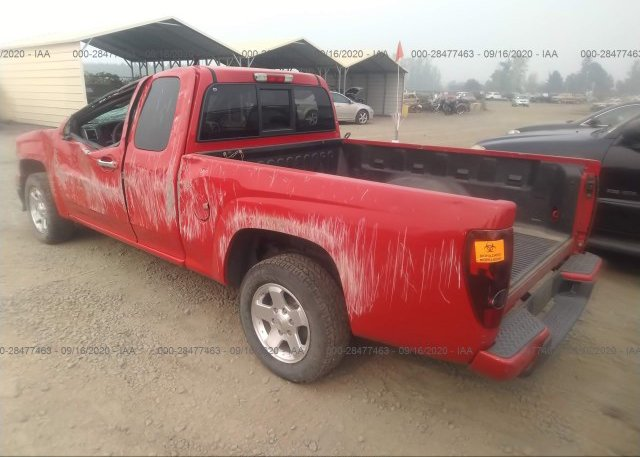 купить 2012 CHEVROLET COLORADO 1GCESCF97C8147395