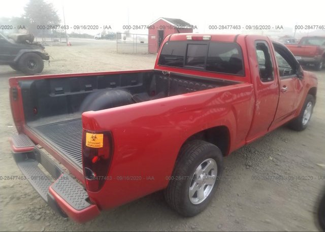 цена в сша 2012 CHEVROLET COLORADO 1GCESCF97C8147395