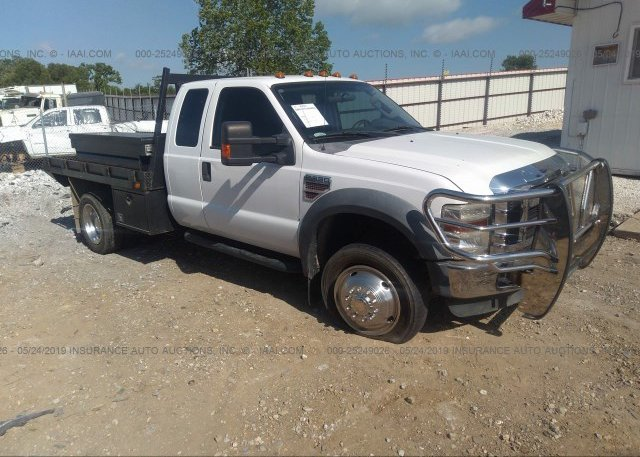 Inventory #893255571 2009 FORD F550