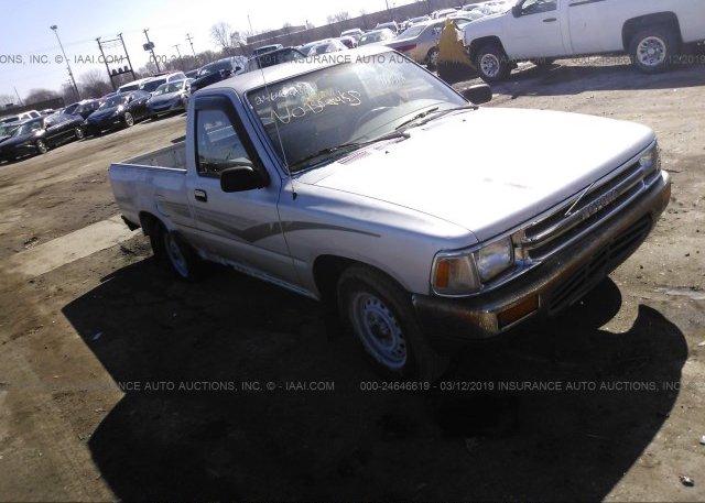 Inventory #640841346 1990 Toyota PICKUP