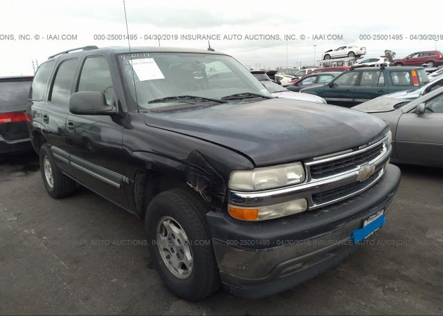 Inventory #622682927 2005 Chevrolet TAHOE