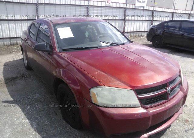 Inventory #192642662 2009 Dodge AVENGER