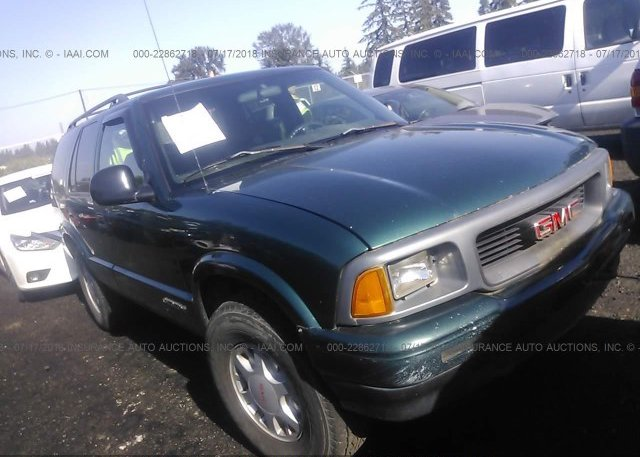 Inventory #217866056 1997 GMC JIMMY