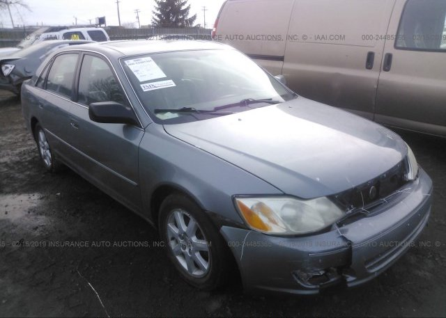 Inventory #289618921 2001 Toyota AVALON