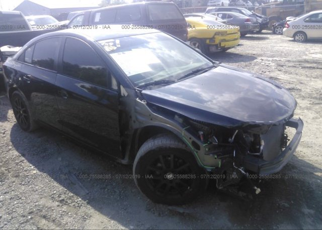 Inventory #133064634 2016 Chevrolet CRUZE LIMITED