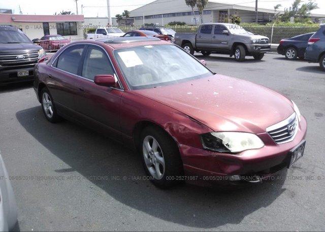 Inventory #967346272 2002 Mazda MILLENIA