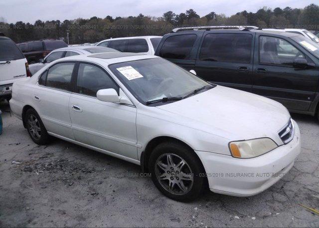 Inventory #514711123 2001 Acura 3.2TL