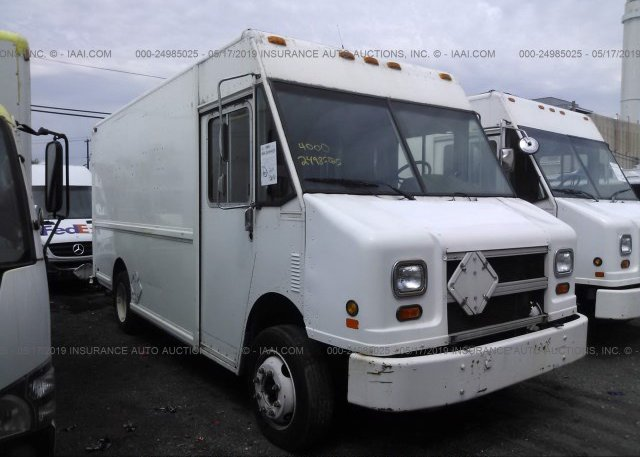 Inventory #254600031 1998 FREIGHTLINER CHASSIS