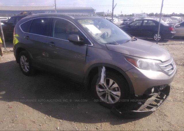 Inventory #598787658 2014 Honda CR-V