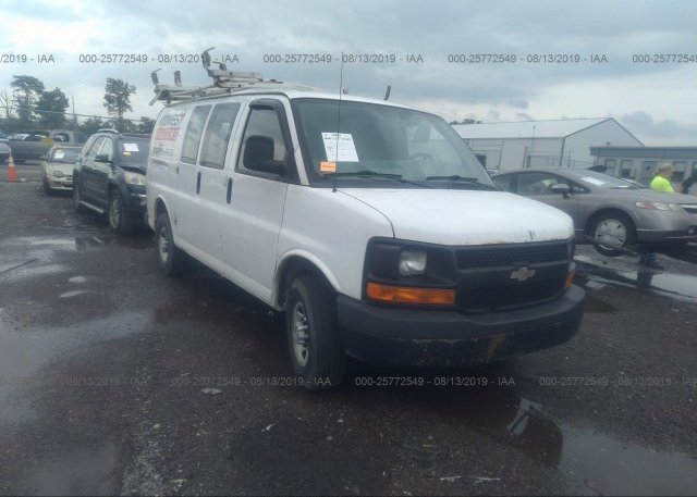 Inventory #429008801 2010 Chevrolet EXPRESS G2500