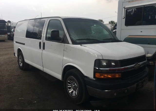 Inventory #660901302 2012 Chevrolet Express G1500