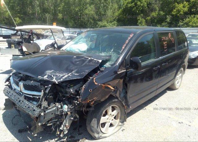 из сша 2012 Dodge GRAND CARAVAN 2C4RDGDG2CR111204