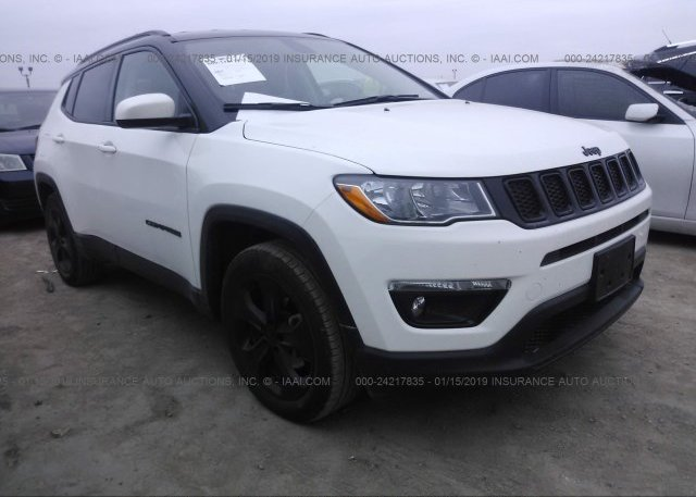 Inventory #139741428 2018 JEEP COMPASS