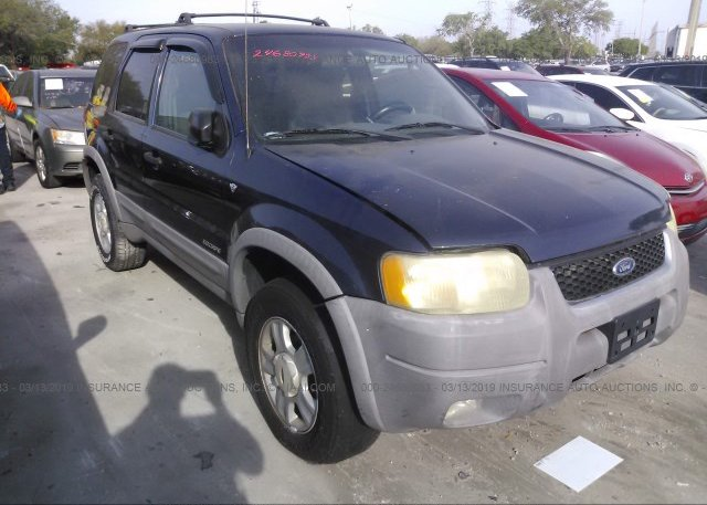 Inventory #391613853 2002 FORD ESCAPE