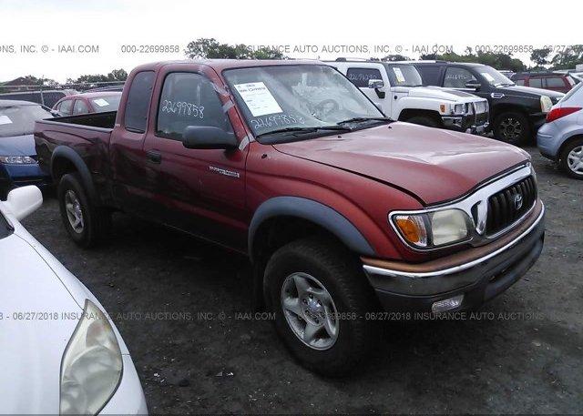 Inventory #715643826 2002 Toyota TACOMA