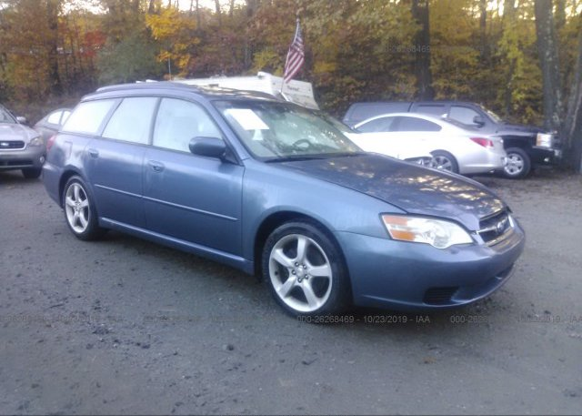 Inventory #340698936 2006 Subaru LEGACY