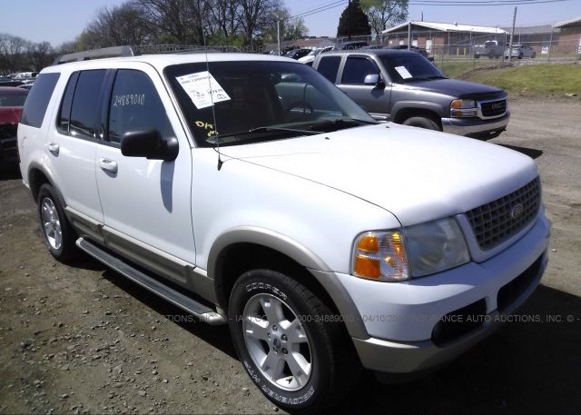 Inventory #461961134 2005 FORD EXPLORER