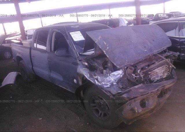 Inventory #218881496 2003 Dodge DAKOTA