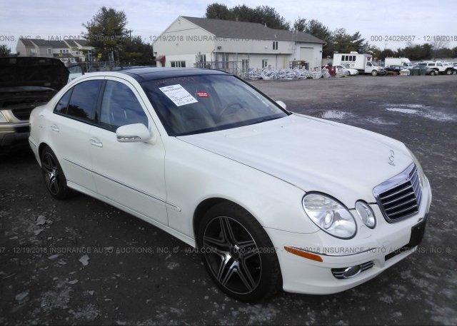 Inventory #362415790 2008 Mercedes-benz E