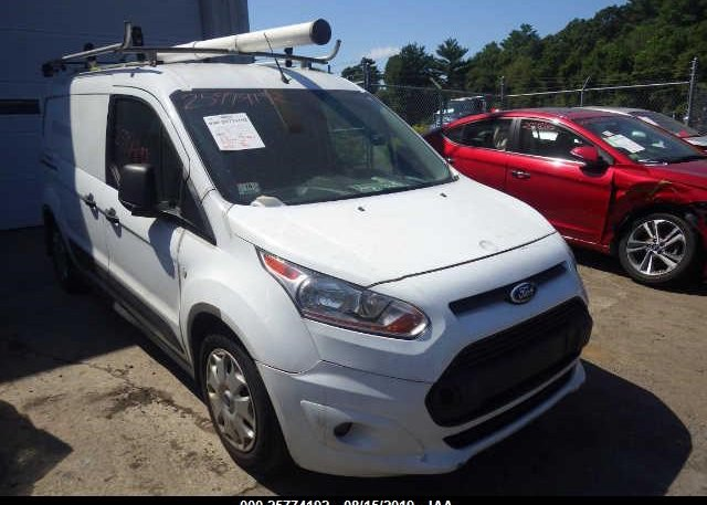 Inventory #276681404 2016 FORD TRANSIT CONNECT