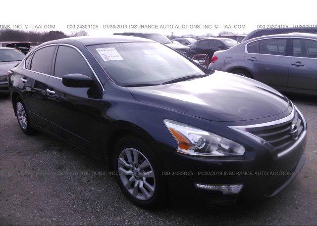 Inventory #584190779 2015 Nissan ALTIMA