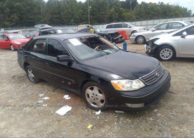 Inventory #866858821 2004 Toyota AVALON