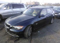 2006 BMW 325 - WBAVB13596KX46423 Right View
