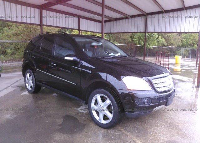 Inventory #694113687 2008 Mercedes-benz ML