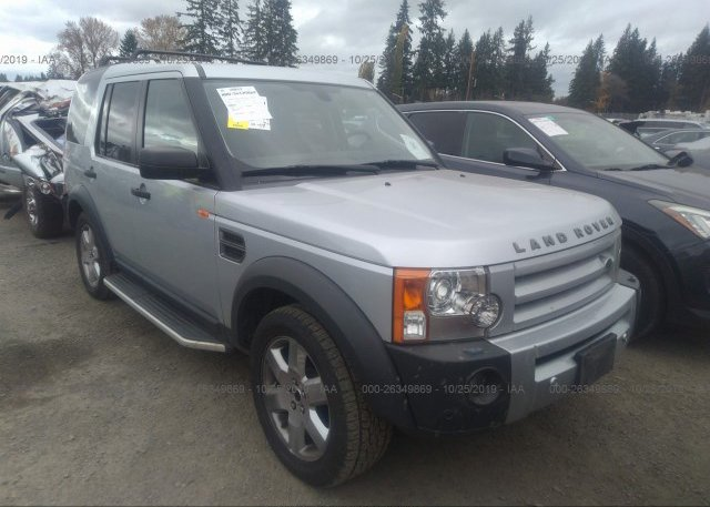 Inventory #499974615 2006 Land Rover LR3