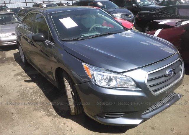 Inventory #451595818 2017 Subaru LEGACY