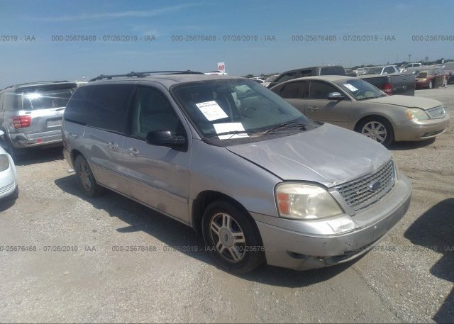 Inventory #913238260 2004 FORD FREESTAR
