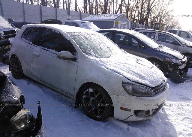 Inventory #649057039 2012 Volkswagen GOLF